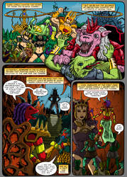 PoP/MotU - The Coming of the Towers - page 52 by M3Gr1ml0ck