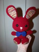 Amigurumi Bunny by Asmador