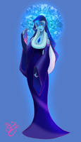 Blue Diamond by TheCrownedHeart