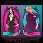 Lawyer's Demise Teaser by SpankingToons
