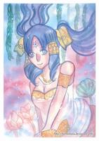 Elfique by hiromihana