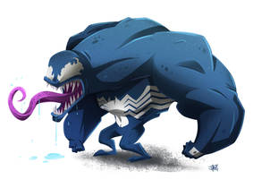 VENOM by spewtank