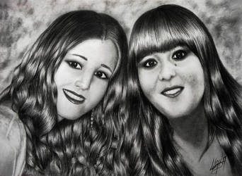 Girls by Tresdiasdegracia