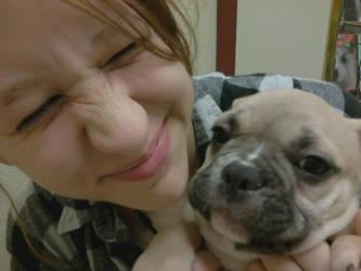 Mommy I want a puppy by XxKillaKitten