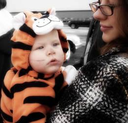 Tigers oh my by XxKillaKitten