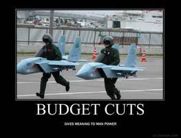 budget cuts by AzraelOfArmageddon