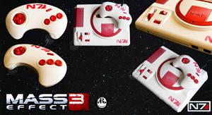 The Genesis Effect - Custom SEGA Genesis by ricepuppet