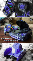 Decepticons Rescued my Dreamcast by ricepuppet