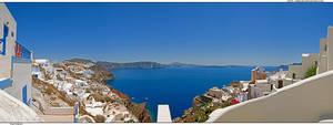 Santorini by G0DLIKE