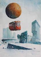 Airtrams XIII by sanderus