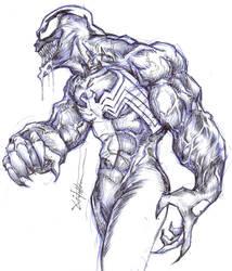 Venom by ChrisOzFulton