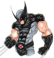 Wolverine by ChrisOzFulton
