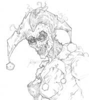 Zombie Harley by ChrisOzFulton