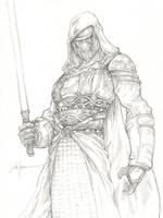 Darth Revan KOTOR by ChrisOzFulton