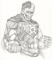Cyborg Superman by ChrisOzFulton