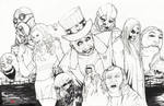 House Of 1000 Corpses by ChrisOzFulton
