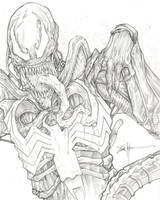 Xenomorph Venom by ChrisOzFulton