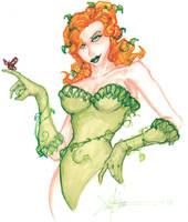 Posion Ivy by ChrisOzFulton