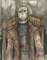 Jason Voorhees by ChrisOzFulton