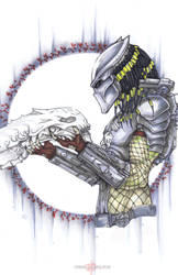 Predator victory by ChrisOzFulton