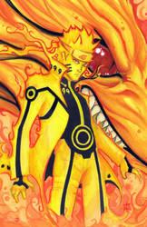 Naruto by ChrisOzFulton