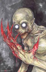 The Rake CreepyPasta by ChrisOzFulton