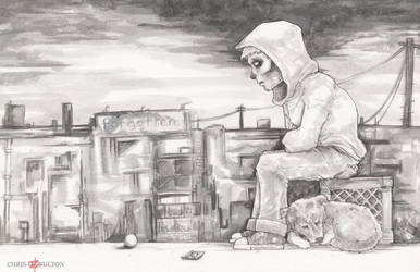 Hobo Heart Forgotten by ChrisOzFulton