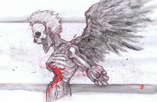 Hobo Heart Rage by ChrisOzFulton