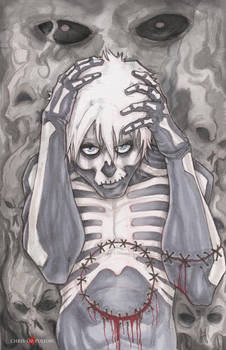 Hobo Heart Demons Creepypasta by ChrisOzFulton