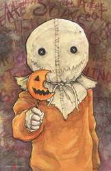 Trick 'r Treat Samhain Sam by ChrisOzFulton