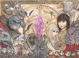 The Dark Crystal by ChrisOzFulton