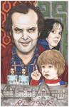 The Shining Stephen King by ChrisOzFulton