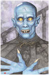 Kurt Barlow Salem's Lot Stephen King by ChrisOzFulton