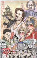 Big Trouble In Little China by ChrisOzFulton