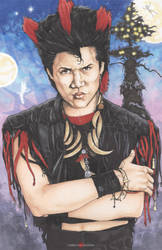 Rufio Hook Peter Pan Dante Basco by ChrisOzFulton