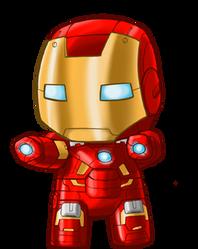 Lil Ironman by KevinRaganit
