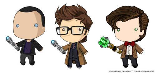 Lil Doctors by KevinRaganit