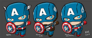 Lil Captains by KevinRaganit