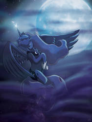 Princess of the Night by MarieDRose