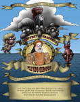 Geoffrey C's Flying Circus by MiloNeuman