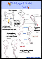 Wolf legs tutorial PART 1 by Aquene-lupetta