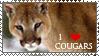 cougar stamp by Aquene-lupetta