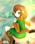 Request : Elena by Coco-of-the-forest by mauleskim