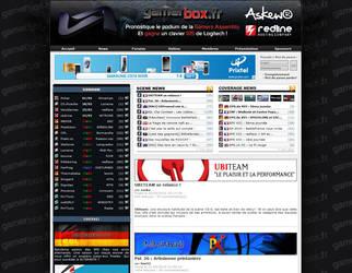 vakarm.net background by DeKey-s