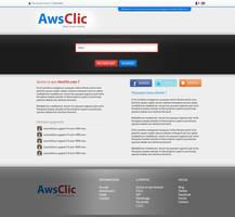 Template aws clic by DeKey-s