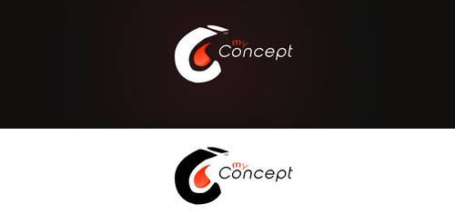 My Concept logo by DeKey-s
