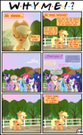 Why Me!? - Friends Ending - 01 by Gutovi