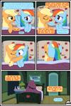Why Me!? - Rainbow Dash Ending NSFW - 02 by Gutovi