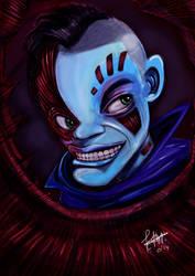 Goblin by kurolayefahowugah