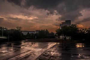 Hello Rain. by Dodi0r